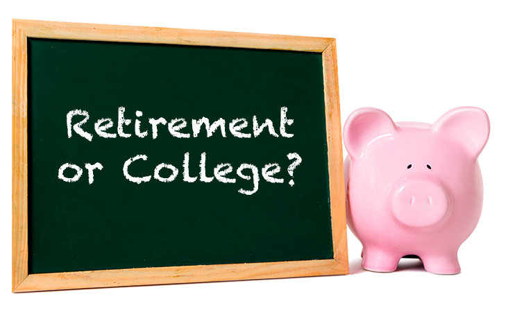Save for Retirement or College?
