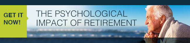 The Psychological Impact of Retirement White Paper